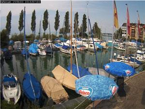 Rorschach Hörnlibuck Hafen