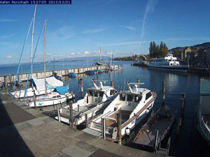 Webcam Romanshorn